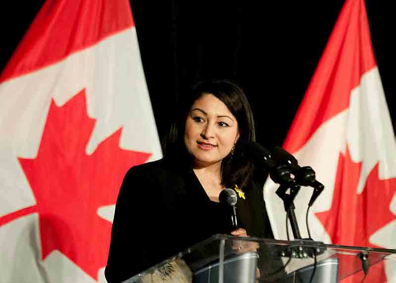 Liberal Democratic Institutions Minister Maryam Monsef is understood to be the subject of a citizenship fraud investigation.