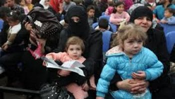 Syriens demandant asile au Canada