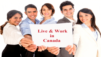 working Canada