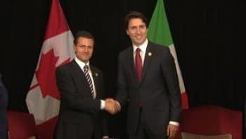 Les Libéraux annulent l'obligation de visa pour les Mexicains