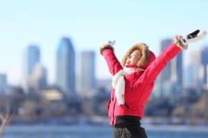 Vivre au Canada nous mets dans l'un des pays les plus heureux du monde