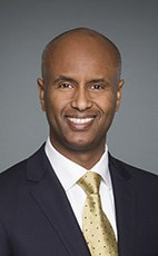 Canada Immigration Minister Ahmed Hussen says he is using 300,000 as the starting point for his immigration levels plan, expected this week.
