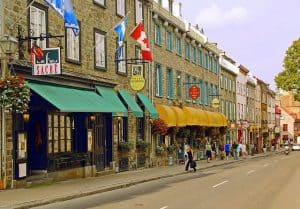 Quebec Population Growth Rate Is On The Increase