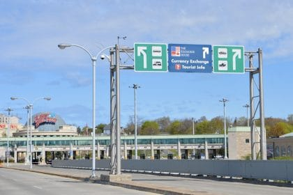 Small Uptick in Illegal Canada Border Crossings In February