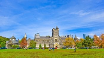 5 Canadian Universities Feature In World's Top 100