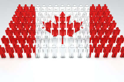Record Canada Population Growth Dominated By Immigration
