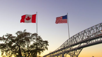 Canada-United States Preclearance Agreement: Concerning Powers Afforded To U.S. Border Agents