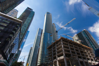Canadian Construction Industry Needs Hundreds of Thousands of Workers As Economy Rebounds