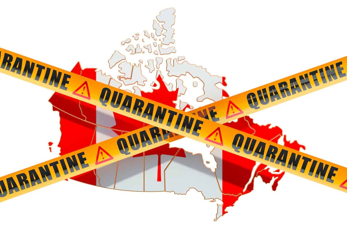 Americans Can Visit Family In Canada But They Ll Have To Quarantine For Two Weeks Ncpr News