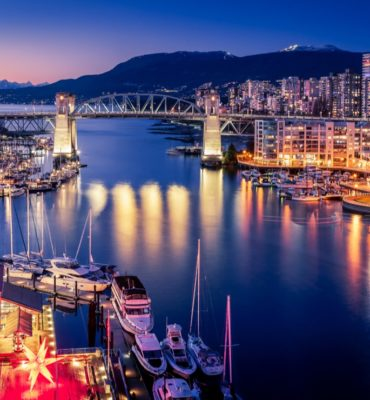 British Columbia Immigration Draw: 314 Invitations Issued