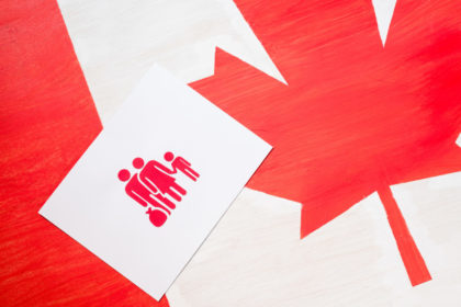 Canada has changed the rules on qualifying for Canadian citizenship to help non-biological parents with children born abroad.