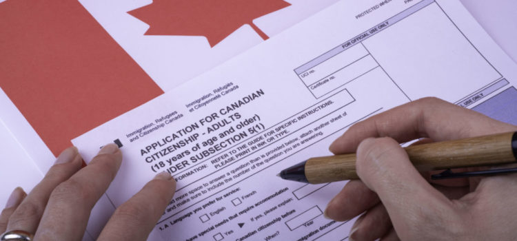 Canadian Citizenship Candidates Call For Resumption of Online or In-Person Tests