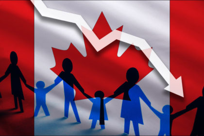 Canada's Population Growth To Record Low Due To COVID-19 Immigration Restrictions