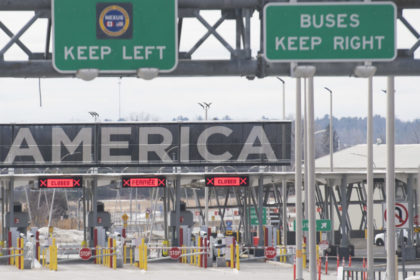 COVID-19 Keeps Canada-U.S. Border Closed As Second Wave Hits
