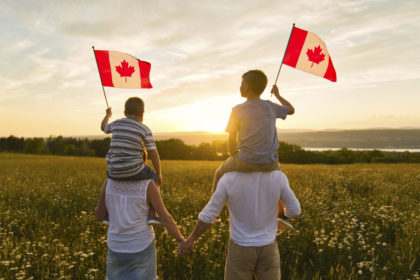 How to immigrate to Canada through family sponsorship
